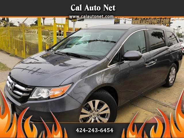 2014 Honda Odyssey EX - Cal Auto Net