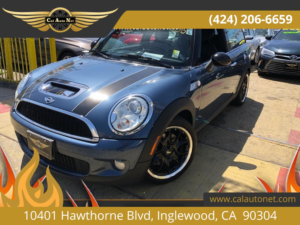 Used 2009 Mini Cooper Clubman S In Inglewood