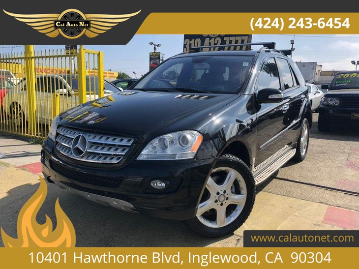 Sold 2008 Mercedes Benz Ml320 Cdi Suv In Inglewood