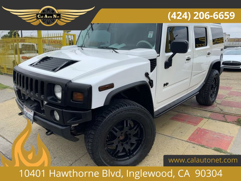 Used 2003 Hummer H2 In Inglewood