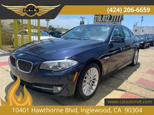 Used 2012 BMW 5 Series 528i in Inglewood