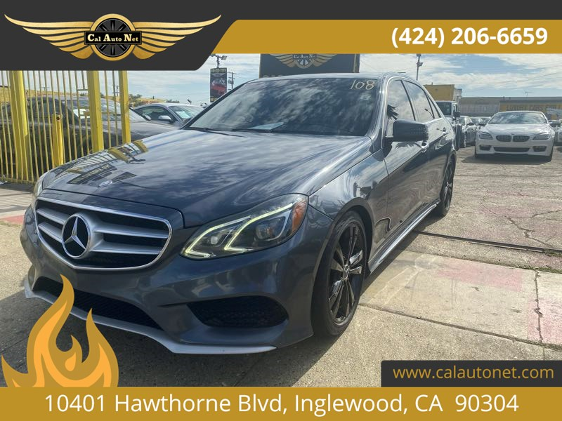 2014 Mercedes-Benz E 350 Luxury Sedan