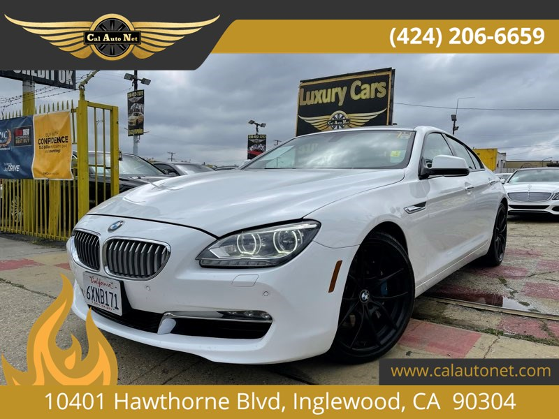 2013 BMW 6 Series 650i GRAND COUPE