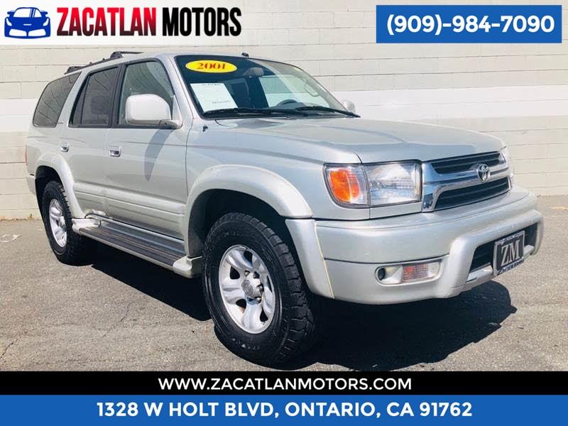 2001 Toyota 4Runner Limited - Zacatlan Motors