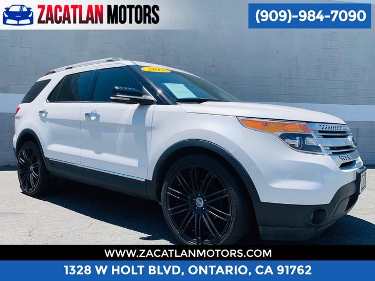 2013 Ford Explorer XLT - Zacatlan Motors