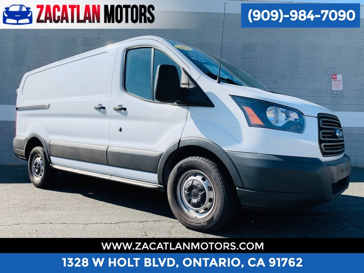 2015 Ford Transit Cargo Van Low Roof