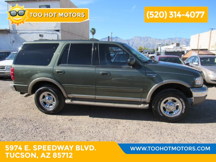 2000 Ford Expedition Eddie Bauer