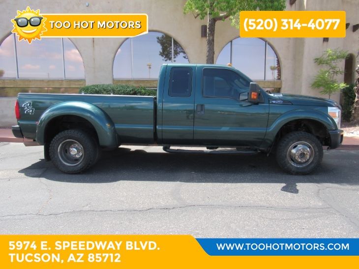 2011 Ford Super Duty F-350 DRW XL DRW