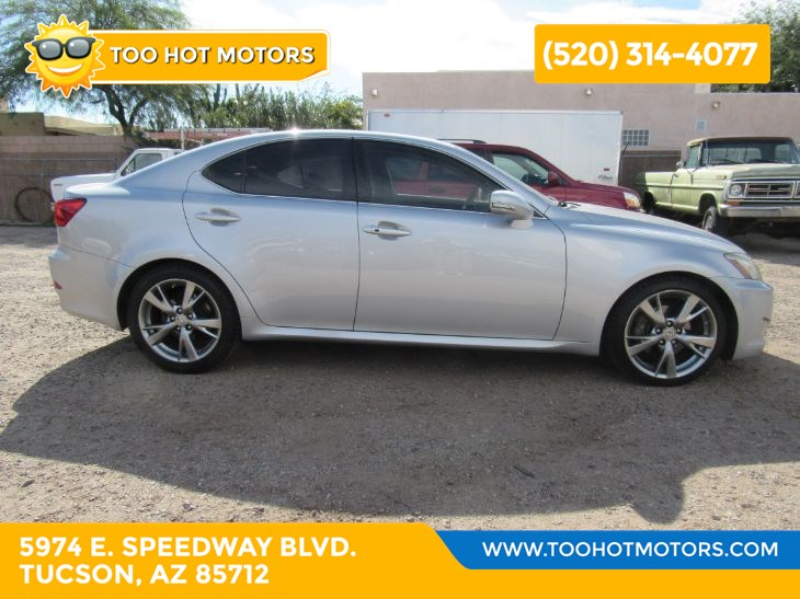 2009 Lexus IS 250 250