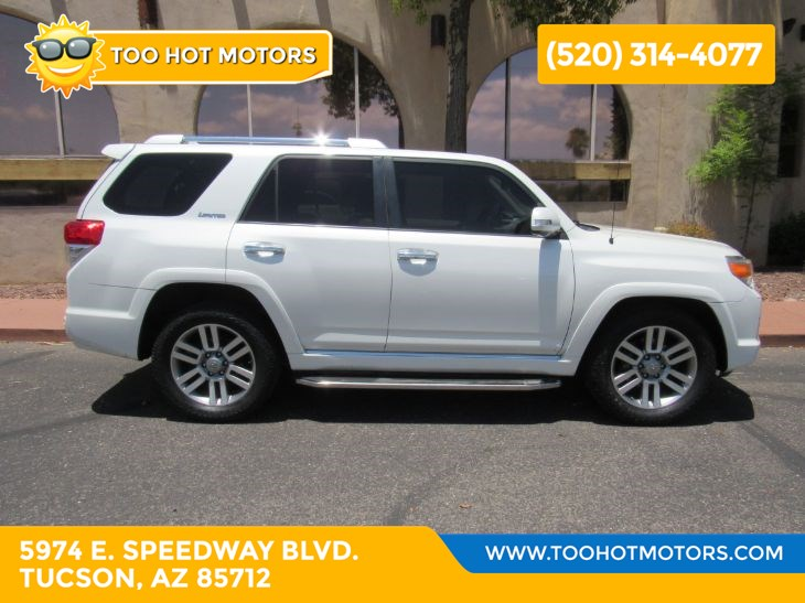 2010 Toyota 4Runner Limited V6