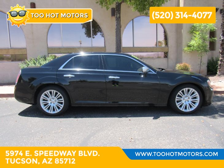 2013 Chrysler 300 Luxury Series