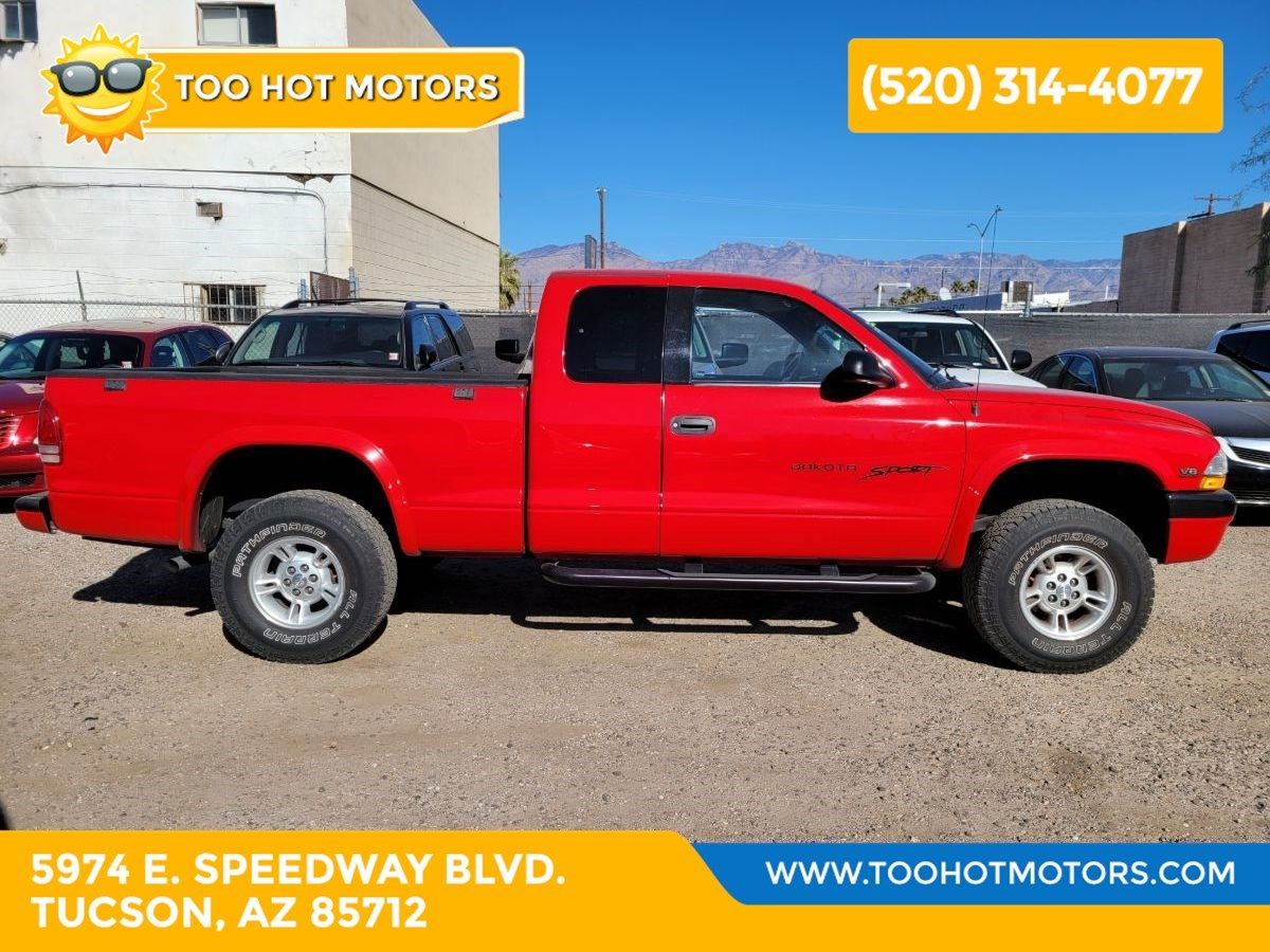 Used 1999 Dodge Dakota Sport In Tucson
