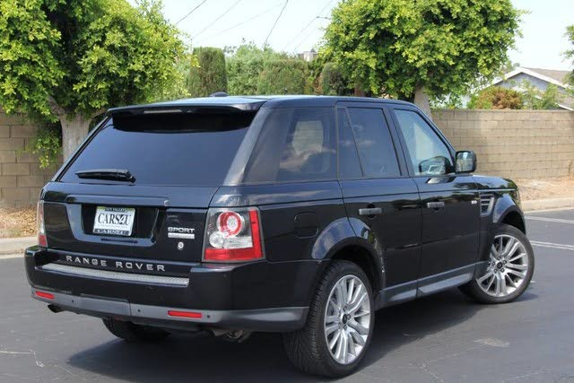 Sold 2011 Land Rover Range Rover Sport HSE LUX in Sun Valley