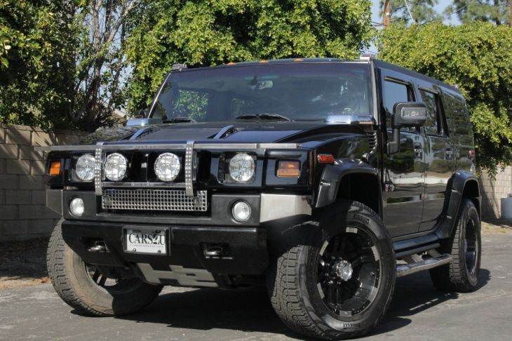 2006 HUMMER H2 LOTS OF UPGRADES !! LOADED!!