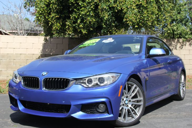2014 BMW 4 Series 428i FULL M-SPORT!!
