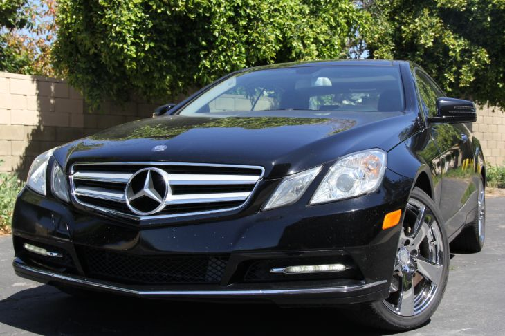 2013 Mercedes-Benz E 350 Coupe LOADED!!! NAV!!! SPORTS PACKAGE!!!