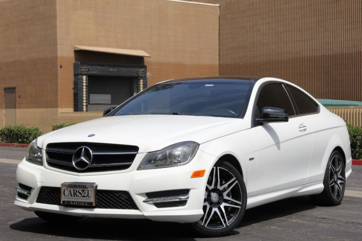 2014 Mercedes-Benz C 250 Coupe