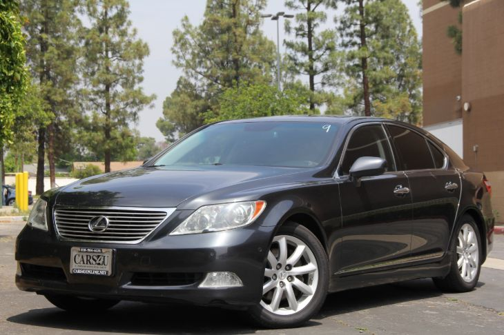 2009 Lexus LS 460 LOADED WITH OPTIONS!!