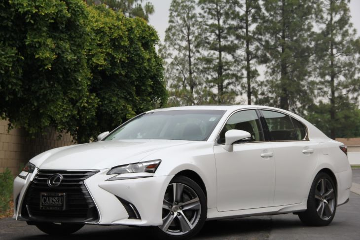 2016 Lexus GS 350 VERY CLEAN!!!