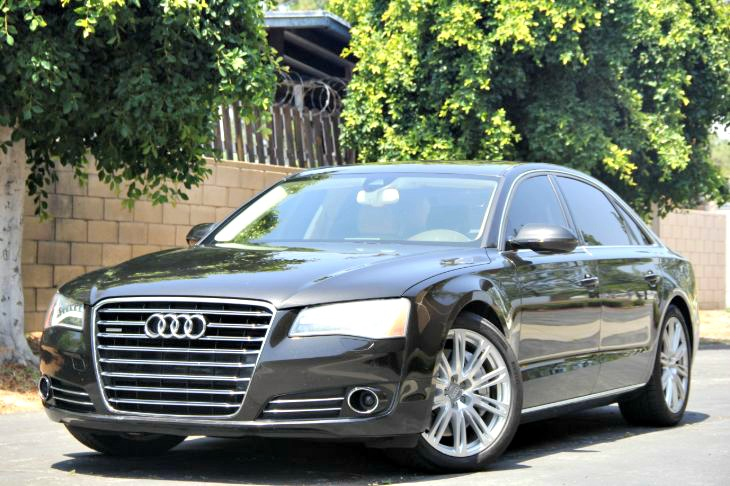 2012 Audi A8 L QUATTRO, LOADED!!!