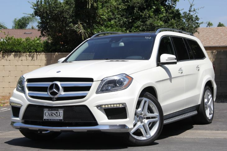 2015 Mercedes-Benz GL 550 LOADED!! SUV