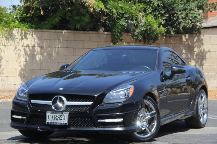 Used 2013 Mercedes-Benz SLK 250 in Sun Valley