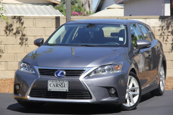 2015 Lexus CT 200h Hybrid   43MPG !!! EXTRA CLEAN!!!