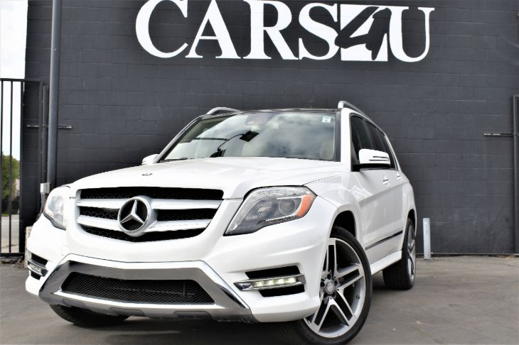 2015 Mercedes-Benz GLK 350 4MATIC 1 OWNER!! LOW MILES!!