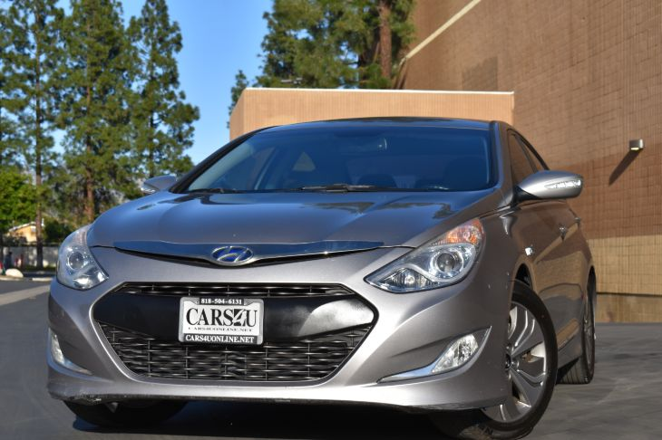 2013 Hyundai Sonata Hybrid Limited UP TO 40 MPG!!
