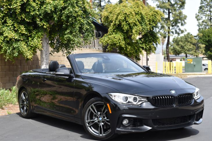2017 BMW 4 Series  1 OWNER!! 430i  M SPORT!! CONVERTIBLE!!