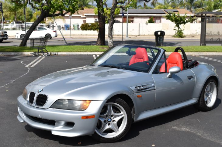 1998 BMW 3 Series 3.2L M ROADSTER!!  LOW MILES!! RARE!!