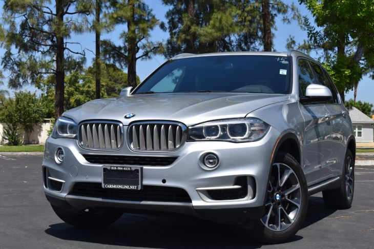 2017 BMW X5  1 OWNER!! sDrive35i   PANO ROOF!! LOADED!!