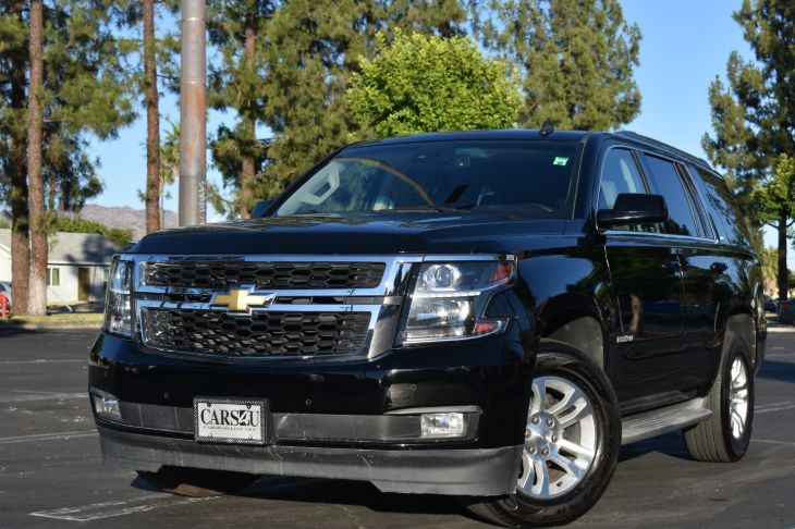 2015 Chevrolet Tahoe LT  4X4!! LOADED!!