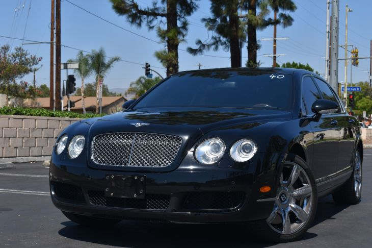 2006 Bentley Continental Flying Spur LOW LOW MILES!! SERVICED!!