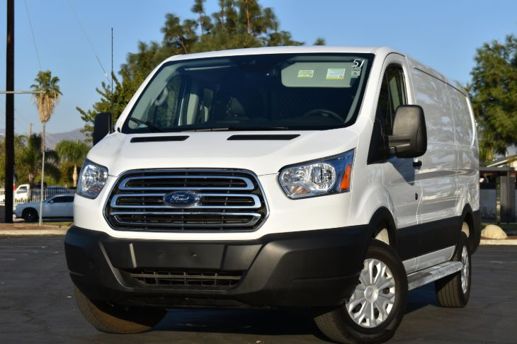 2019 Ford Transit Van LOW MILAGE!! FULL POWER!! FULL FACTORY WARRANTY!!