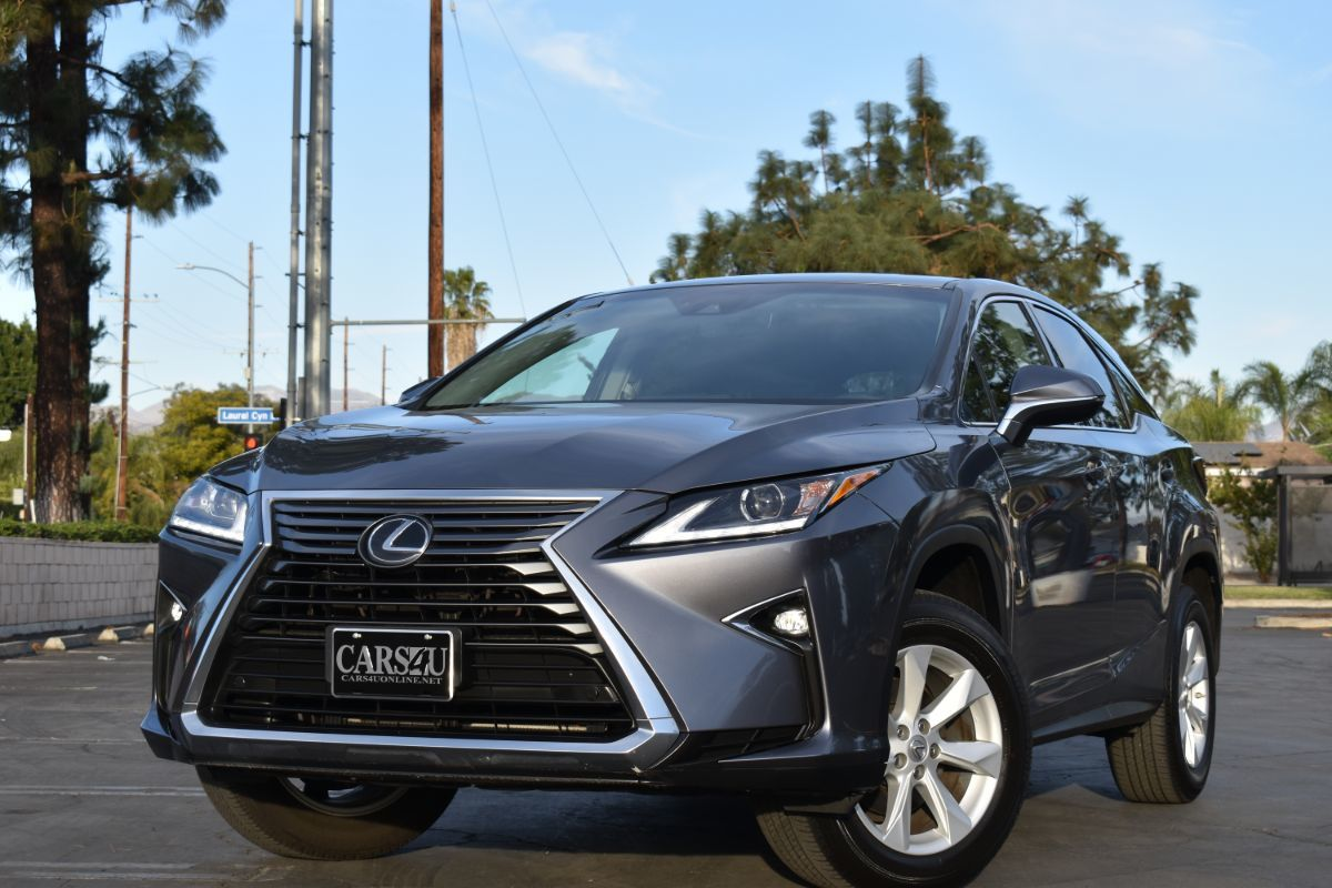 2017 Lexus RX  350 1 OWNER !!  FACTORY WARRANTY!!