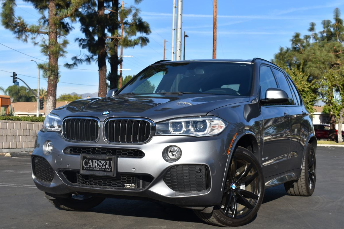 2017 BMW X5 sDrive35i M Sport!! Loaded!!