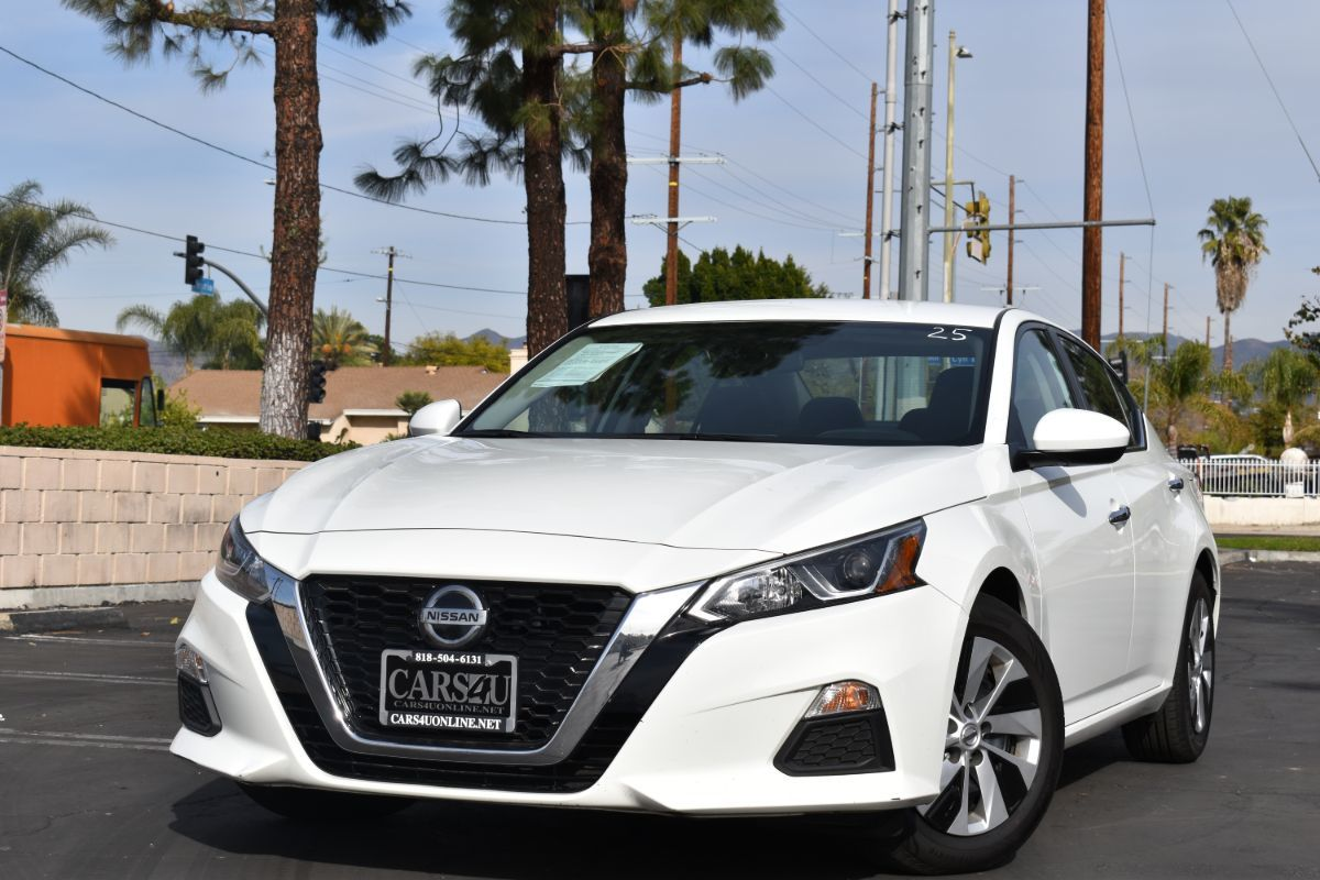 2019 Nissan Altima 2.5 S 1 OWNER!! FACTORY WARRANTY!!