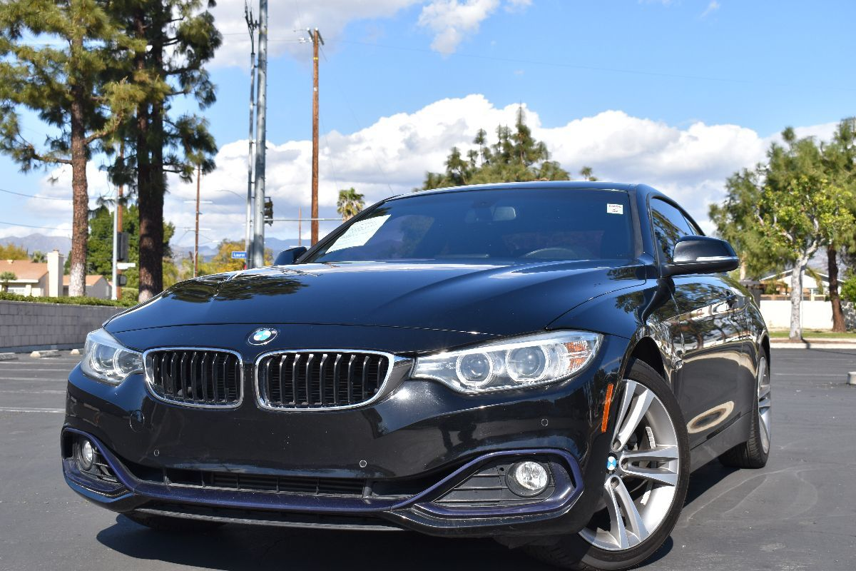 2015 BMW 4 Series 428i 1 OWNER!! EXTRA CLEAN!!