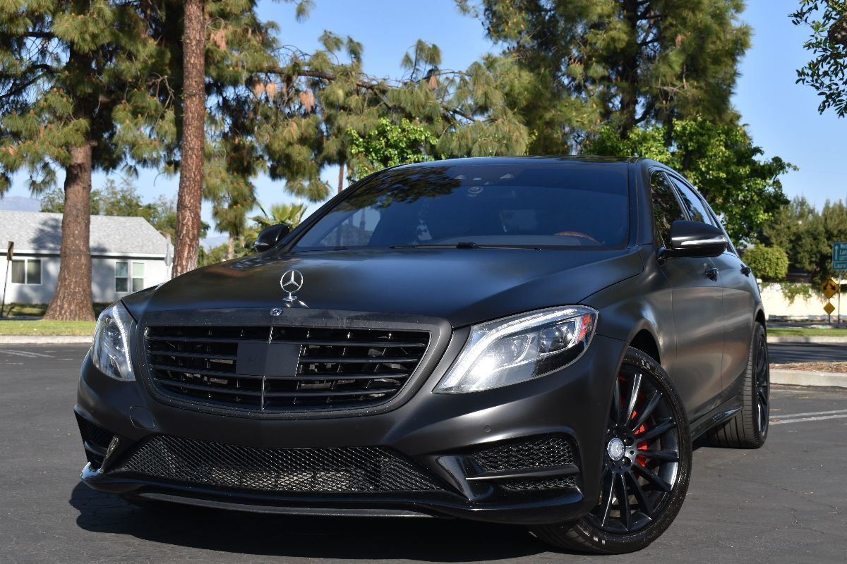 "2014 Mercedes-Benz S 550 Sedan ""RENNTECH"" TUNNED!!! FULLY LOADED WITH OPTIONS!!"