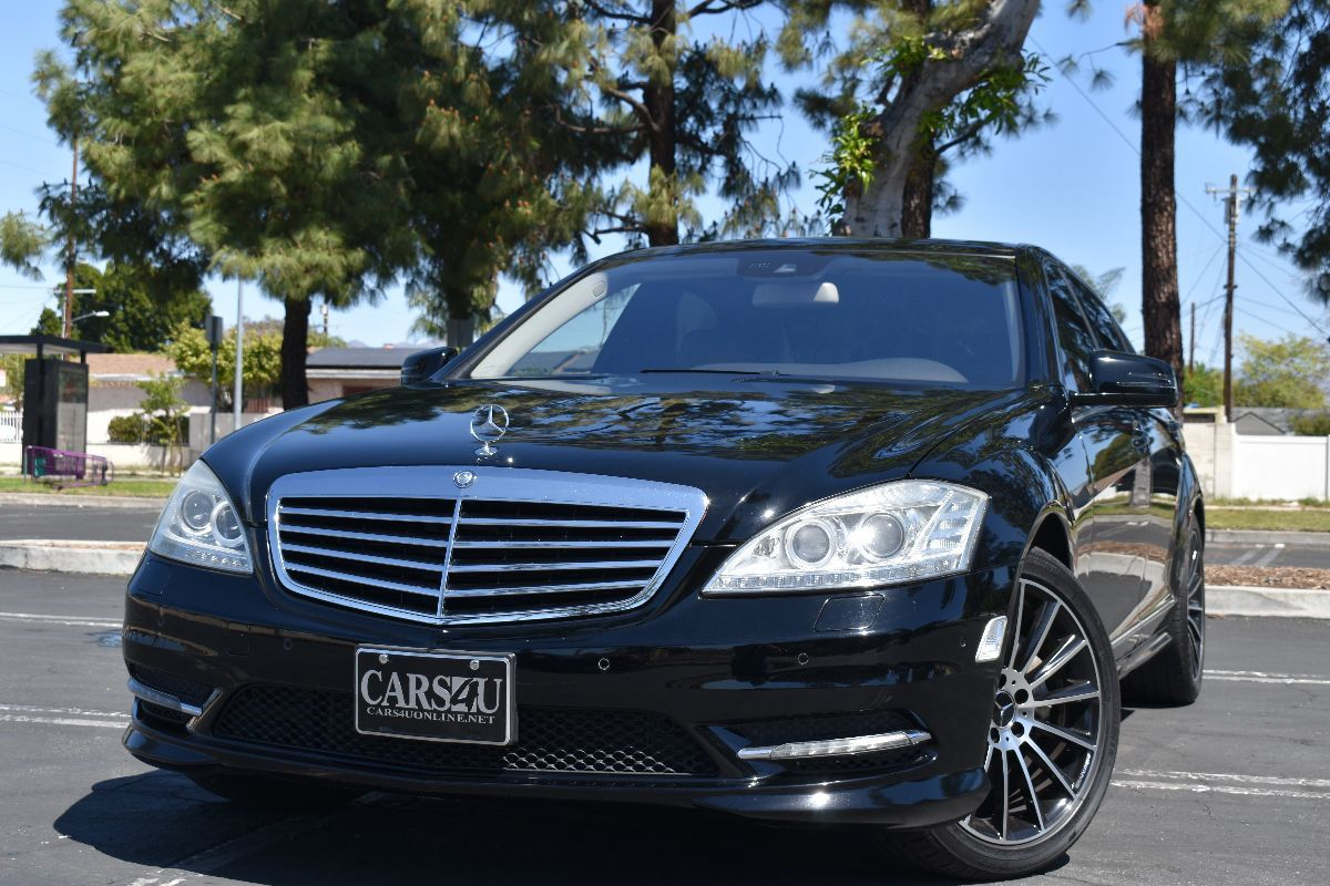 2011 Mercedes-Benz S 550 Sedan LOADED WITH OPTIONS!! EXTRA CLEAN!!