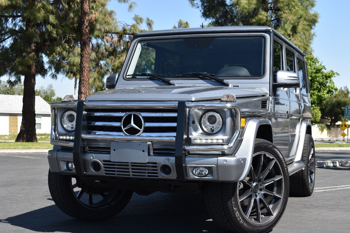 2013 Mercedes-Benz G 550 SUV   LOW MILES!! BRABUS WHEELS!! SERVICED!! CLEAN!!