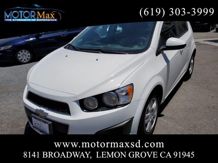 Used Chevrolet For Sale Lemon Grove Maxmotors