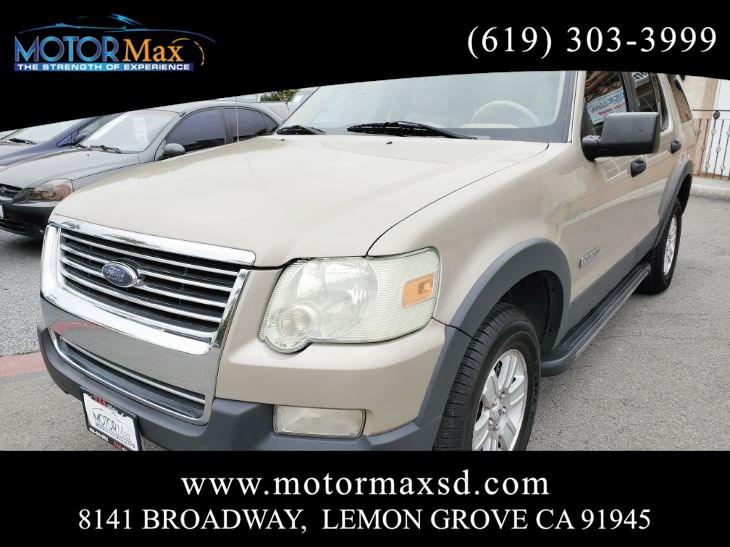 2006 Ford Explorer Xlt Motormax