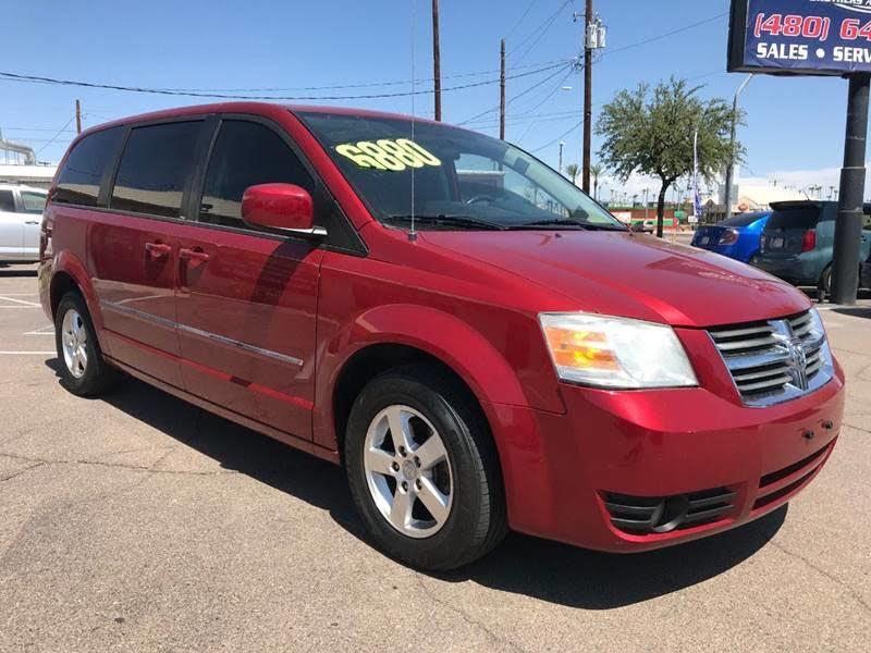Sold 2008 Dodge Grand Caravan Sxt In Mesa