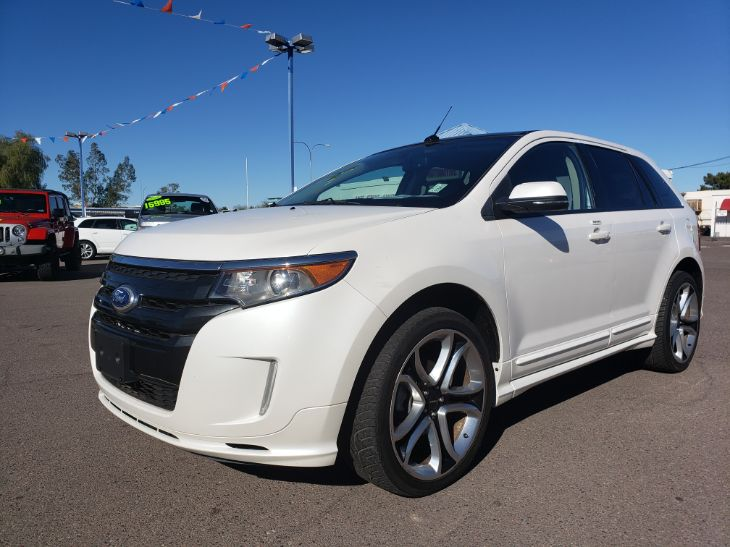 Ford Edge Sport 2013 >> Used 2013 Ford Edge Sport In Mesa