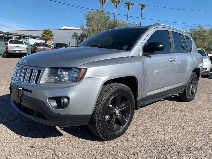 Sold 2016 Jeep Compass Sport In Mesa