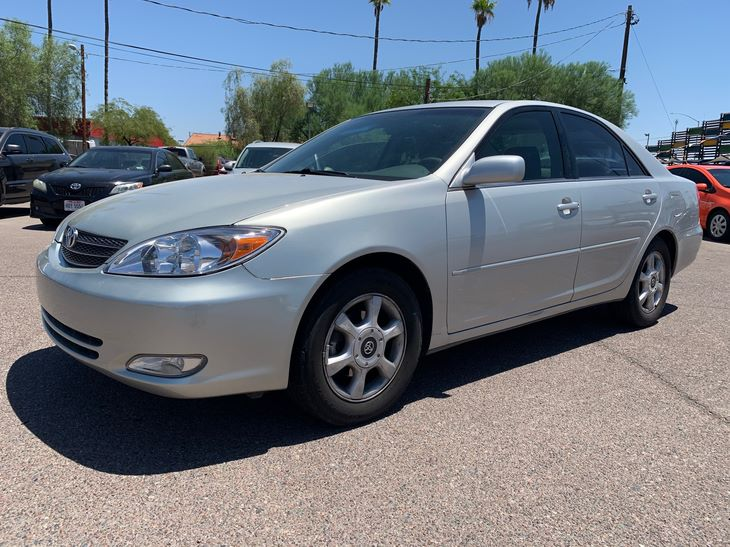sold 2004 toyota camry xle in mesa brown brothers automotive