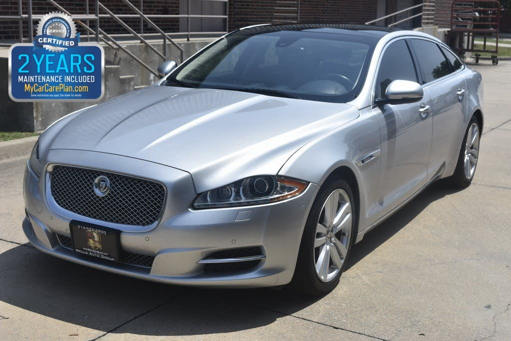 sold 2012 jaguar xj xjl in carrollton