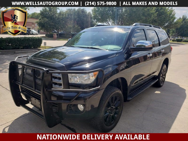 2011 Toyota Sequoia LIMITED | LIFTED | TIRES | BUMPER